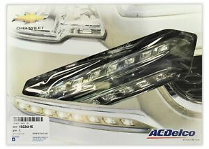 Genuine Holden RG Colorado LED DRL Daytime Running Light Upgrade Kit 2013-2016 G
