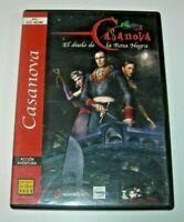 Casanova - El duelo de la Rosa Negra PC edición española buen estado