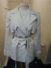 Unbranded Polyester Button Women's Trench Coats
