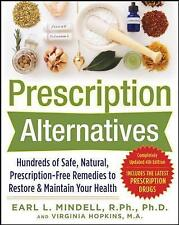 Prescription Alternatives:Hundreds of Safe, Natural, Prescription-Free-ExLibrary