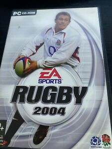EA Sports - Rugby 2004 -   Pc game