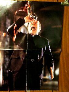 """Horror Gore Magazine doublesided Centerfold Poster 16"""" x 22"""" HG-12"""