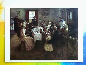 Postcard Art Stanhope A Forbes Health of the Bride - unposted
