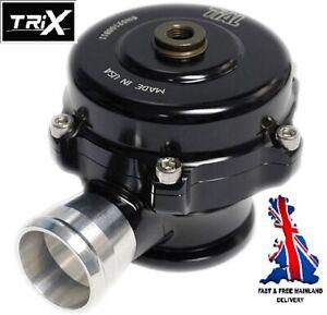 Tial by TRiX BLACK QR50 Style Blow Off Dump Valve  BOV DV 50mm QR turbo Recirc