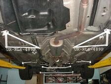 Honda Odyssey 05+ UltraRacing 2x 2-punti Posteriore Member Telaiettos