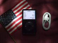2TB 2000GB iPod Video BLACK 5th 5.5th Gen SSD 2 TB **MADE IN USA** >1TB/256GB