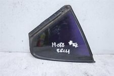 2010 Acura TSX REAR DRIVER DOOR VENT GLASS 73455-TL2-A00