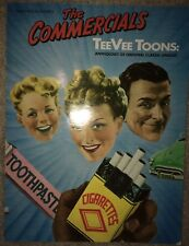 The TeeVee Toons Anthology Of Original Classic Commercials Songbook