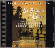 Bruno Coulais - Les Raisons Du Coeur (Bande Originale Du Film) - CD - 1997 - OST