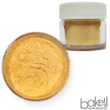 Gold Pearl Decorating Dust from Bakell (4 Grams)