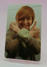 SHINee 4th Mini Album Sherlock Photocard Onew