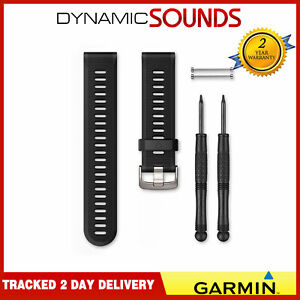 Garmin Replacement Wrist Watch Strap Band For Forerunner 935 Black 010-11251-0Q