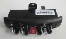 Genuine Used MINI Centre Console Switch Pack for F55 F56 F57 - 9328288