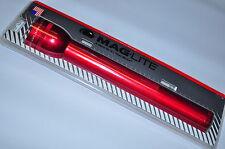 Maglite S3D036 Maglite Krypton Flashlight 3D-Cell Red 1/99 model Brand New !!