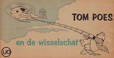 TOM POES EN DE WISSELSCHAT/HUILEN VAN URGJE/EN DE WILDE WAGEN - Marten Toonder