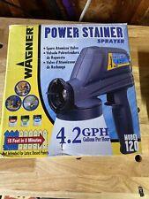 Wagner Power Sprayer Medium Duty Model 120 Electric 45 Watt 1 Gallon