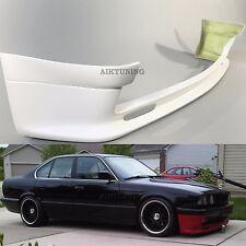Front Bumper Spoiler Addon Lip Valance Splitter (Fits BMW E34 Zender)
