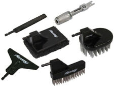 6 Piece Reciprocating Saw Accessory Tool set - scraper brush file scour pad