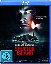 Blu-ray * SHUTTER ISLAND - LEONARDO DICAPRIO # NEU OVP $
