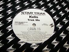 "Kelis Trick Me 12"" Single NM Star Trak 82876-59986-1 PROMO 2004"