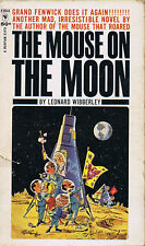Leonard Wibberley THE MOUSE ON THE MOON Movie Tie-In