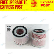 Wesfil Air Filter WA803 fits Ford Courier PC 2.2 D