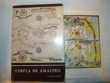Navigazione Diritto Mare - Tabula de Amalpha Tavola Amalfi 1965 Di Mauro ed num