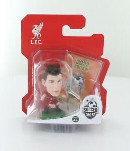 James Milner Liverpool SoccerStarZ 2022 MicroStars Green Base Blister