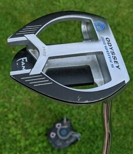 ODYSSEY WORKS 2 BALL FANG PUTTER - 32.5 INCHES