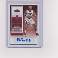 2015 Panini Contenders Draft Picks College Ticket #105 Bobby Portis Auto RC