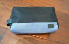 Axe Toiletry Bag (Black with Blue Lining) - NEW