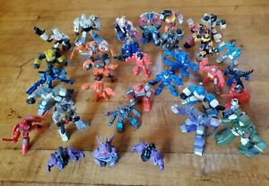 Transformers Robot Heroes lot of 33