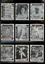 1948 SWELL SPORTS THRILLS COMPLETE REPRINT SET OF 20 CARDS SERIES A NM LOT1682