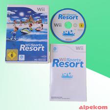 Wii Sports Resort Nintendo Wii 12 Sportspiele