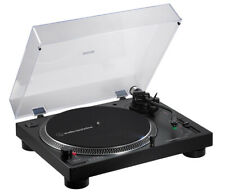 Audio Technica AT LP120XBT USB mit BT und Phono Vorstufe, schwarz (UVP:329,- €)