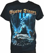GRAVE DIGGER - Healed By Metal - T-Shirt - XXL / 2XL - 163707