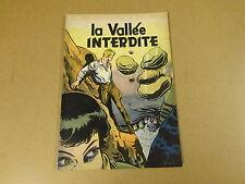 BD EO DUPUIS 1954 / L'EPERVIER BLEU - LA VALLÉE INTERDITE