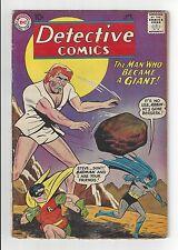 DETECTIVE COMICS #278, 1960, VG CONDITION COPY
