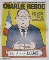 Charlie Hebdo - N*1191  - du 26 mai 2015