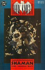 Legends of the Dark Knight #5 (March 1990) George Pratt cover $1.50 cover price