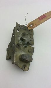 1959 Ford Ranch Wagon, Del Rio, Country Squire, Country Sedan Tailgate Latch