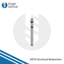5x Occlusal Reduction FG Diamond Burs - 1.5/2.0 mm Occlusal Depth Cutting Bur