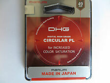 49mm Marumi DHG CPL - 30 DAYS SALE - Professional polarizer
