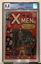 X-Men #22 CGC 5.5 WP