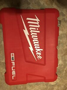 Milwaukee m18 fuel combo(Drills only)