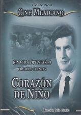 DVD - Corazon De Nino NEW Igancio Lopez Tarso FAST SHIPPING !