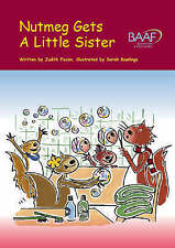Nutmeg Gets a Little Sister by Judith Foxon (Paperback, 2007)
