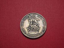 1920 1 One Shilling GB Scottish English UK George V  VI Elisabeth II Silver