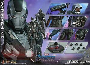 Hot Toys Avengers Endgame War Machine Action Figure MMS530-D31 w shipper*