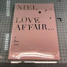 Niel (From Teen Top) The 2nd Mini Album Love Affair - New & Sealed